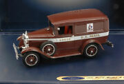 Model Car Scale 143 Ford Genuine Parts Ford Model In Livery U.s.mail 19