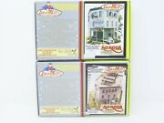 Ho 1/87 Scale Bar Mills Laser-cut Kit Sokol's Mattress And Furniture Co. Box 1and2
