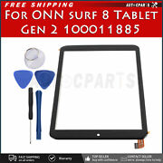 Touch Screen Digitizer For Onn Surf Tablet Gen 2 100011885 2apuqw829 8replace