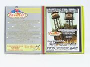 Ho 1/87 Scale Bar Mills Kit 0132 Industrial Water Tower Building - Sealed