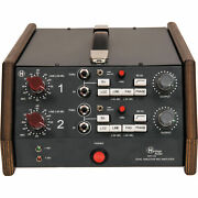 Heritage Audio Dtt-73 Dual Tabletop Microphone Preamp
