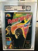Friday The 13th Nes Nintendo Entertainment System 1989. Vga 85 Nm+ Archival