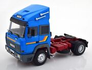 Model Truck Lorry Kk Scale Iveco Turbo Star Scale 118 Diecast Mod