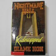 Kidnapped 27 Nightmare Hall Vintage Paperback Book Diane Hoh 1995