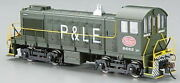 Bachmann 63203 Ho Nyc System P And Le Alco S4 Diesel 8662 With Dcc Sound Ln/box