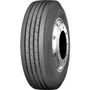 4 New Goodride Cr976a 12r22.5 Load J 18 Ply Steer Commercial Tires