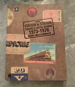 David Bowie From Station To Station Travels With Bowie 1973-1976 Andnbspbrand New