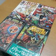 Rare [spawn] Japanese Ver. Whole Volume Set And 5 Limited Figure From Japan F/s