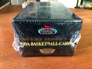 1992-1993 Topps Stadium Club Members Only Nba Sealed Set Series 1 And 2 Beam Team