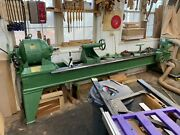 Oliver Pattern Makers Lathe 12and039 Bed