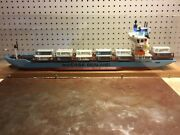 Maersk Seal And Container Ship By Lego 10152 Limited Edition Assembledandnbsp