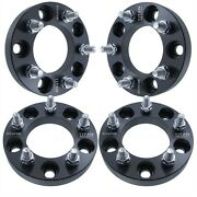 4 25mm Wheel Spacers Adapters | 5x5 To 5x4.75 | 1 | 5x127 To 5x120.7