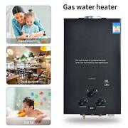18l Hot Water Heater Propane Gas Lpg Tankless Instant Boiler Outdoor Camping Us