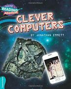 Clever Computers Turquoise Band Cambridge Reading Adventures By Emmett New