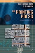 The Printing Press Transforming Power Of Technology, Crompton 9780791074510+