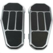 Gma Engineering Gma-fb-200c Boot Hill Driver Floorboards - Chrome
