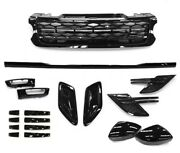 Range Rover Sport 2014-2017 - And039black Pack Editionand039 7pc Trim Upgrade Kit