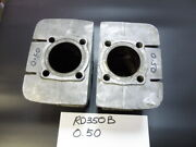 Yamaha Rd350b Cylinders 0.50 Over Rd350 Rd350a Used Blocks