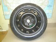 Compact Space Saver Spare Rim And Tire Wheel 17 Steel 5x108 Taurus Sable Escape