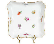 """Beautiful 10.5"""" Meissen Marcolini Period 18th C Porcelain Priced To Sell"""