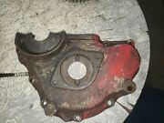 Ford 8n Tractor Front Engine Timing Cover Plate 9n 2n Oem With Spring Pin