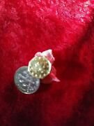 Liberty Pre Civil War Gold Dollar Coin Ring 14k Mount Very Small Size
