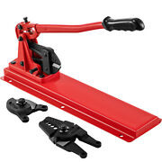 Vevor 24 Bench Swaging Tool 3 In 1 Wire Rope Crimping Bolt And Cable Cutter Head