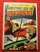 Adventures Into The Unknown 31 May 1952 American Comics Group
