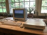 Apple Macintosh Performa 430 Pc Computer Desktop Tested/working Monitor Mouse