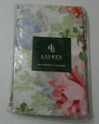 2 New Rare Pond View Floral Standard Pillowcases