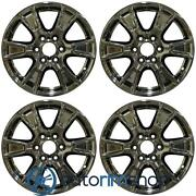 New 18 Replacement Wheels Rims For Ford F150 2015-2017 Set Pvd Chrome