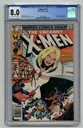X-men 131 - Cgc 8.0 - 2nd App Dazzler - Byrne Cover - Claremont Story - 1980