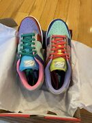 Nike Dunk Low Sunset Pulse Womens Size 11.5w/ 10m Authentic Confirmed Order