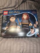 Lego 76393 Harry Potter And Hermione Granger 1673 Pcs Brand New Sealed In Box