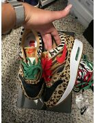Nike X Atmos Air Max 1 Animal Pack 2018 - Size Us Men's 6 Women's Size Us 7.5