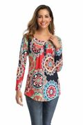 Ladyand039s Floral Elegant Women Fashion Tops Party Blouses Club T-shirt Stylish