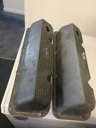 Nos 1970 1971 Ford Boss 302 351 Mustang Aluminum Valve Covers Pair