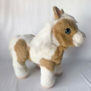 Furreal Friends Baby Butterscotch My Magical Show Pony Horse Hasbro Interactive