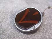 Vintage Teleoptic Amber Arrow 1 Sided Direction Turn Light For Truck Car 1930and039s