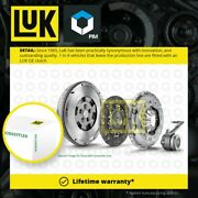 Dual Mass Flywheel Dmf Kit With Clutch Fits Chevrolet Aveo T300 1.3d 11 To 15