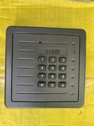 Hid Proxpro Access Control System Unit Accessory W/keypad Black 5355agk09 Tested