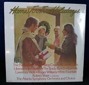 Firestone's Home For The Holidays Christmas Music Lp Bing Crosby/new Sealed