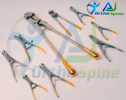 Orthopedic Instruments Set Of T/c Plier And Cutter