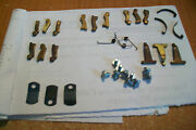 Acorn, Eagle And Vista Gumball Machine - Coin Mechanism Dogs, Springs And Screws