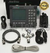 Anritsu Site Master S331a Cable And Antenna Analyzer Sitemaster S331