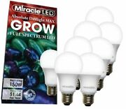 Absolute Daylight Max Almost Free Energy Led Grow Light Bulb Full Spectrum,