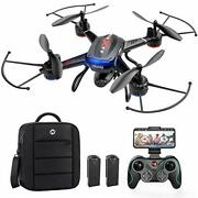 Holy Stone F181w 1080p Fpv Drone With Hd Camera For Adult Kid Beginner, Rc Quadc