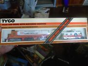 New Sealed Rare Tyco Alco 430 Illinois Central Gulf With Matching Caboose