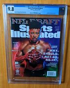 Sports Illustrated 2018 Barkley Fc Newsstand Cgc 9.8 None Higher