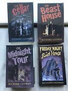 The Beast House Series 4 Vol Signed Richard Laymon Limited, Matching 's, New